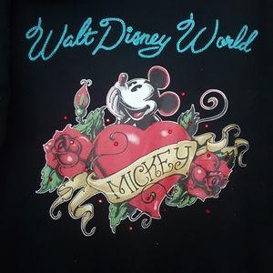 Disney hoodie XL